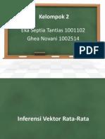 [MSM] Kelompok 2 (Ghea N 1002514 Dan Eka S 1001102)