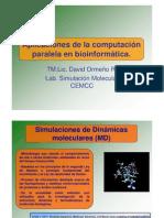 Aplicaciones de La Computacion Paralela en Bioinformatica