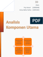 Analisis Komponen Utama
