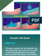 Erosion y Sus Efectos