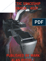 Galactic Spaceship Handbook 4027