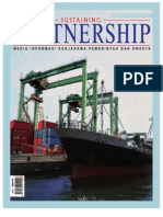 Sustaining Partnership. Edisi Khusus September 2011. Pelabuhan Indonesia