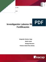 Informe de Labores