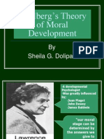 Kohlberg's Theory of Moral Development1