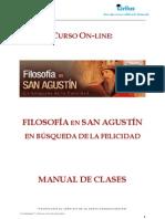 Filosofía en San Agustin Fundamentos antropológicos