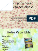 Tutorial Para Hacer Una Bolsa Reciclable