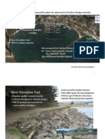 MCC Report on PPH Shoreline Erosion and Dredging
