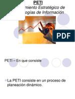 Presentacion Trabajo - Peti