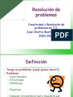 CRP 3 Resolucion de Problemas