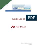 Guia de Uso de Mendeley