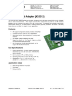 Micro Sd Card Adapter Documentation 32312