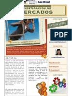 Revista Digital. Grupo Sinergia. Investigacion de Mercados, utilizando como herramienta la Planeacion Estartegica