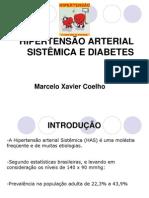 9HIPERTENSÃO ARTERIAL SISTÊMICA E DIABETES 6ºp
