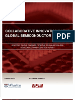 Semiconductor - Collaborative Innovation in the Global Semiconductor Industry