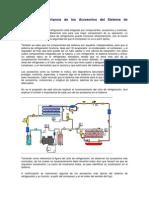 Función e Importancia de los Accesorios del Sistema de Refrigeración