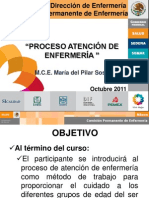 """""""PROCESO ATENCIÓN DE ENFERMERÍA """""""