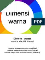 Pertemuan 3_Dimensi warna