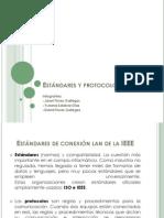 Estándares y protocolos de redes