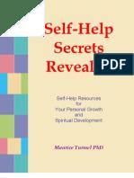 Self HelpSecretsRevealedBonus