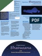 Experience Shavasana Cover