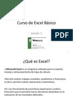 Curso de Excel Basico 1