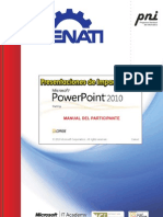 82000669 - Presentaciones de Impacto Con Power Point 2010