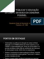 Edu Campo. Slides Texto 6
