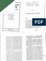 Linguagem, Escrita e Poder - Maurizzio Gnerre (Texto Prova Ling