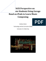 a tpcack approach to teaching composing in elementary school