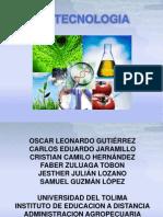 Biotecnologia Unidad 4