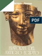 Pirenne, Jacques - Historia Del Antiguo Egipto Tomo II