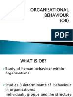Org. Behaviour