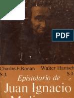 Epiistolsrio de Juan I. Molina.