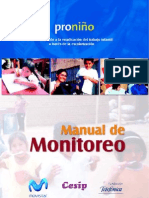 Manual de Monitoreo