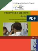 Transtorno+del+Espectro+Autista+Guía