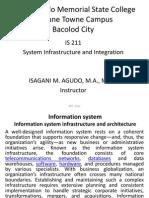 Information System Lecture PRELEM