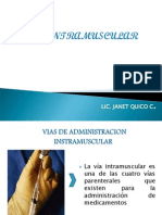 Ppt Administracion de Medicamentos Intramuscular