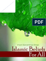 Islamic Beliefs for All - Imam Muhammad Shirazi - XKP