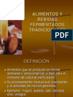 Prod y Microb de Alim y Bebidas Ferment Tradic