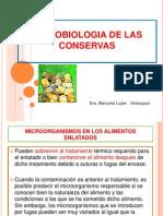 Microbiologia de Las Conservas
