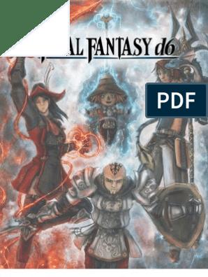 Final Fantasy d6 | Leisure | Food & Wine