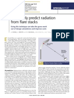 Predict Flare Radiation