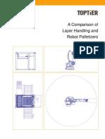 Robot vs Layer Palletiizer White Paper
