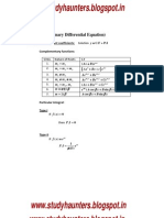 engineering mathematics II  Formulas Studyhaunters.pdf