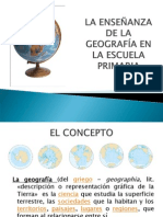 ESTRATEGIAS GEOGRAFICAS