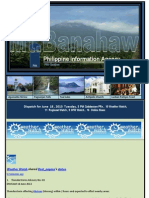 Dispatch for June 18 , 2013 Tuesday, 5 PIA Calabarzon PRs , 10 Weather Watch, 11 Regional Watch , 5 OFW Watch , 16 Online News