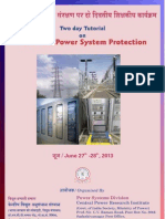 Brochure on Advanced Power System Protection 4-6-13