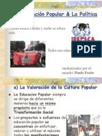 La Educacio_n Popular & La Poli_tica 2010
