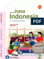 SD Kelas 2 - Bahasa Indonesia