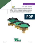 sentry zone valve 100-82